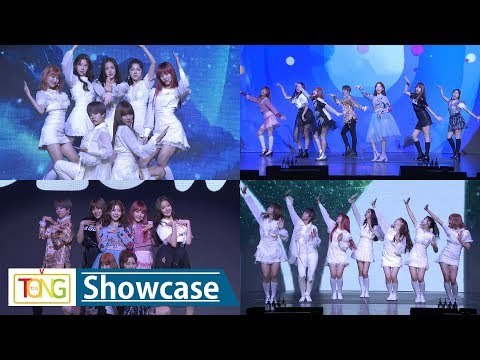 GWSN(공원소녀) 'Puzzle Moon' & 'YOLOWA' Showcase Stage (퍼즐문, 욜로와, 밤의 공원 part one)