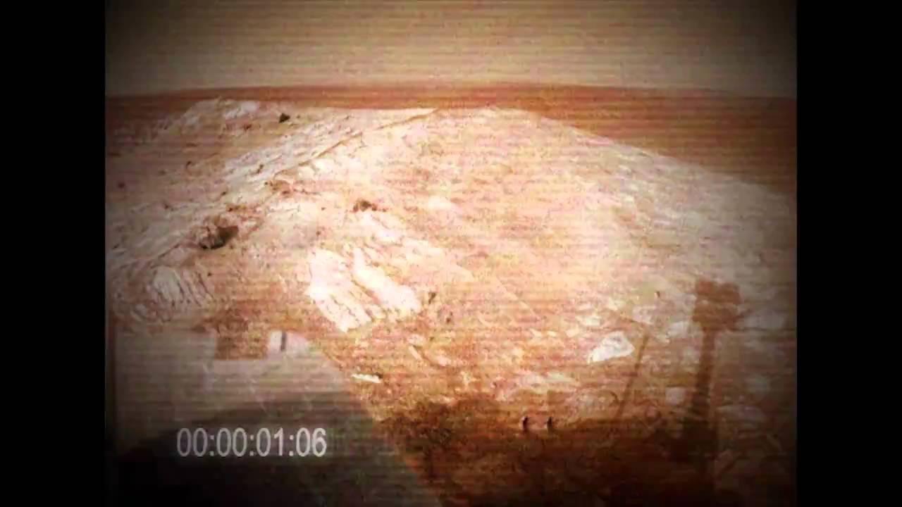 footage of mars rover landing - photo #11