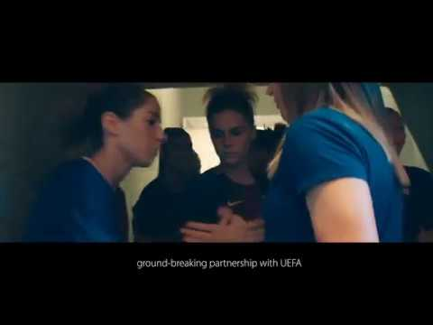 Visa supports UEFA Women's Football