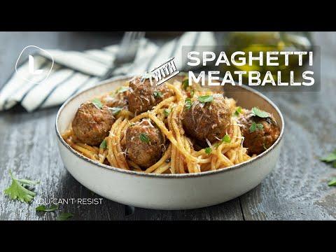 Spaghetti with Meatballs | Pasta | Food Channel L Recipes