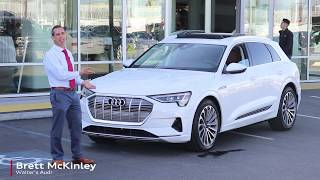 The All-Electric SUV | 2019 Audi e-tron® Review | Walkaround