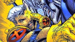 Superhero Origins: Cable, AKA Nathan Summers