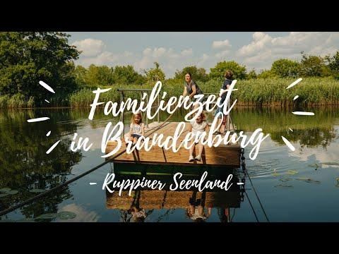 #Familienzeit in Brandenburg: Das Ruppiner Seenland