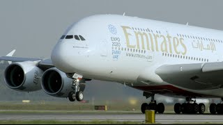 Amazing [Ultra HD 4k] Malpensa Airport - Incredible plane spotting