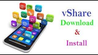 Install vShare on iOS 11.1, iOS 11, iOS 11.2 get Free apps, No revoke, No jailbreak