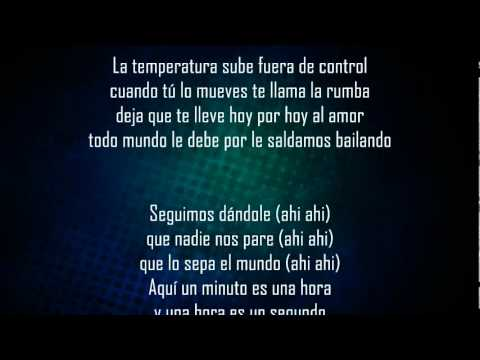 Daddy Yankee Lovumba Letra