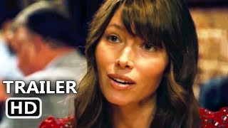 SHOCK AND AWE Official Trailer (2018) Jessica Biel, Woody Harrelson Movie HD
