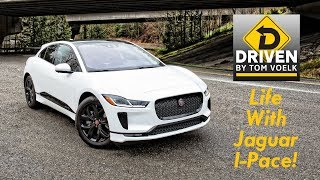 Life With the 2019 Jaguar I-Pace HSE