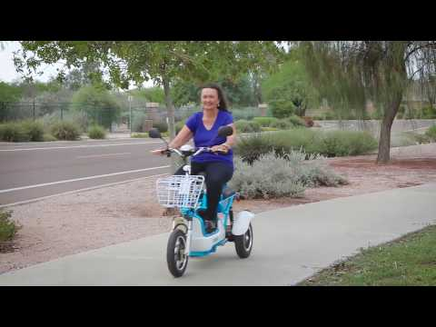 E-Wheels EW-27 Mobility Scooter Review: Best Mobility Scooter 2017
