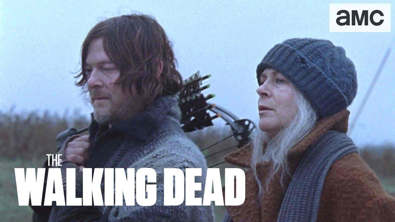 'She's a Good Kid' Sneak Peek Ep. 916 | The Walking Dead
