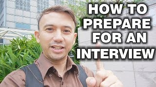 Singapore Jobs   How To Prepare For An Interview In Singapore?