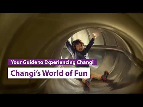 Changi's World of Fun