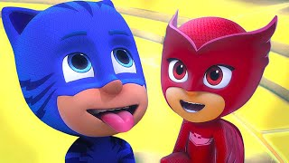 PJ Masks Full Episodes - CATBOY SQUARED - Superhero Cartoons for Kids