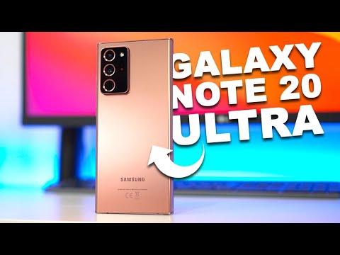 Galaxy Note 20 Ultra: il RE degli smartp …