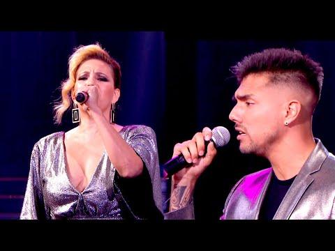 Tyago Griffo y Lissa Vera apostaron al romanticismo cantando «Hoy tengo ganas de ti»