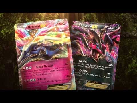 Pokémon TCG: XY Expansion