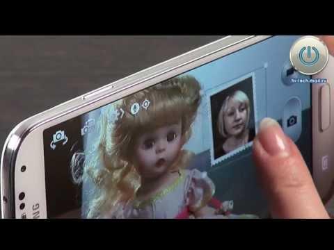 Обзор Samsung Galaxy S 4 - часть 1