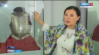 Часть уникальной коллекции оружия императорского музея привезли в Омск