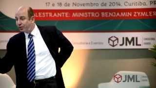 JML Consultoria & Eventos - Governança das Aquisições... - Ministro Benjamin Zymler