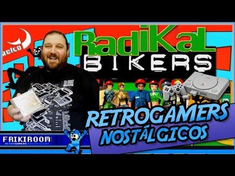 Radikal Bikers - Retrogamers Nostálgicos