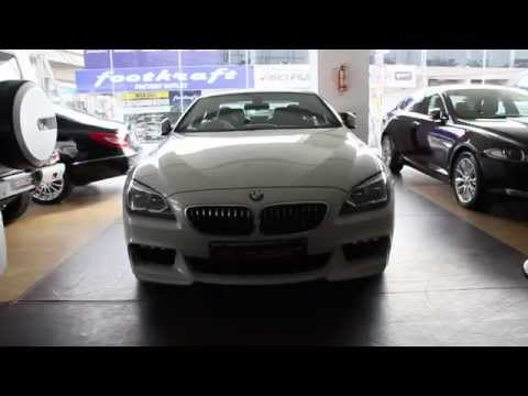 BMW 640d M Sport Coupe @ Big Boy Toyz
