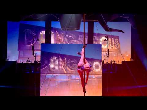 Michael Jackson The Immortal World Tour Cirque du Soleil