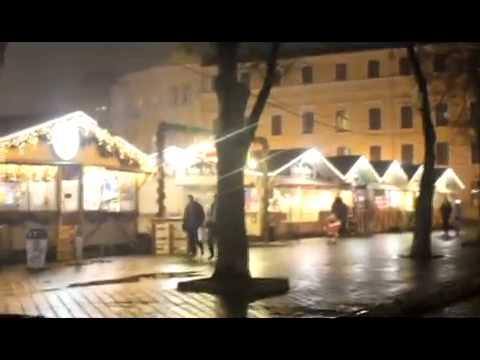 Бандеровцы в Одессе. Жесть, слабонервным не смотреть!