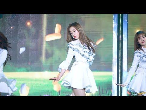 180204 진솔 Jinsol 에이프릴 APRIL '봄의 나라 이야기 April Story' @A-Pop 콘서트 4K 60P 직캠 by DaftTaengk