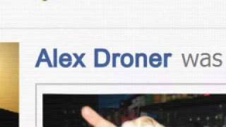 A LIFE ON FACEBOOK by Alex Droner