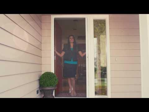 Andersen Expands Luminaire Retractable Screen Door