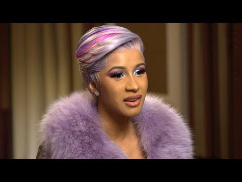 Cardi B on life since becoming a mom, why she didn't perform at Super Bowl halftime