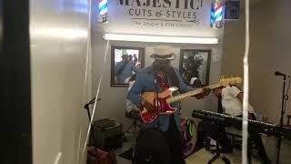 Marcus Miller custom bass/ BLUE BOSSA