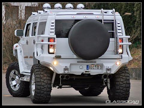 """Hummer H2 Minotaurus Supercharger """"MONSTER TRUCK""""- 6 inch ..."""