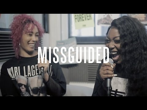 missguided.co.uk & Missguided Promo Code video: Snoochie Shy Interviews Ms Banks | Missguided Discovered