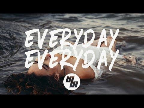 Manila Killa - Everyday, Everyday (Lyrics / Lyric Video) feat. Nevve