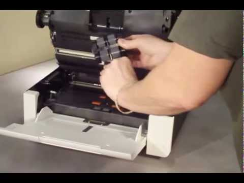 Kodak i2900-i3000 Scanner - Cleaning Rollers-Tires Preview
