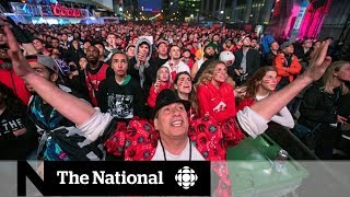 Historic win for the Raptors unites Toronto, Canada