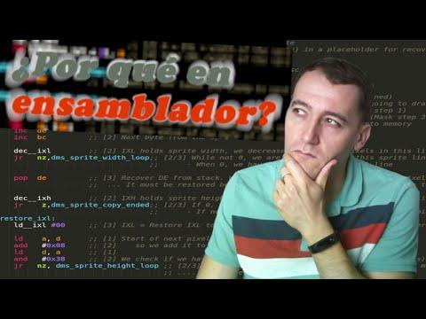 ¿Por qué enseñar a programar en ensamblador?