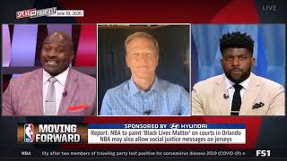 Marcellus Wiley on BLM