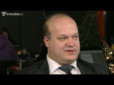 Валерій Чалий в студії Hromadske.TV