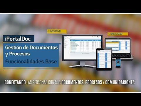 Gestión Documental - iPortalDoc