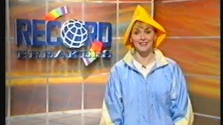 """1992 CBBC """"Record Breakers"""""""
