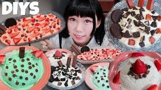 Making Ice Cream Feast For My Husband | Yummy King
