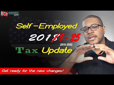 2018 Tax Update for The Self Employed   A Brief Digestible Summary of the New Tax Laws