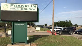 Franklin HS heals community one T-Shirt at a time