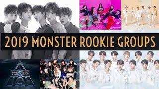 2019년 데뷔 신인 그룹들 소개, 멤버 프로필 | 2019 Debut Rookie Groups Introduction, profile
