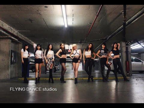 Girls' Generation (소녀시대) - You Think (유 띵크) KPOP dance cover by Flying Dance Studios(secciya)