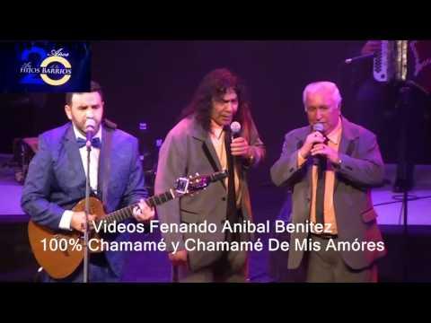 20 Años de los hijos de los Barrios Segunda Parte con la participación del dúo Gonzales Maidana