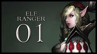 Phantasy Calradia Elf Ranger Part 1 (Class Showcase - Warband Mod)