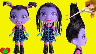 Vampirina Disney Jr. Haircut and Style